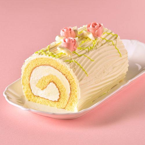 バタークリームロール