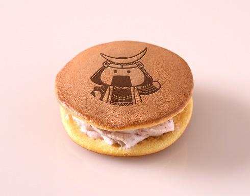 いちごパンケーキ