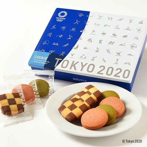 東京2020オリンピックスポーツピクトグラムアソートクッキー