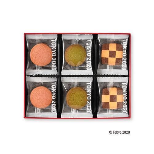 東京2020パラリンピックスポーツピクトグラムアソートクッキー